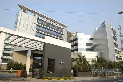 The Cognizant campus at Salt Lake.